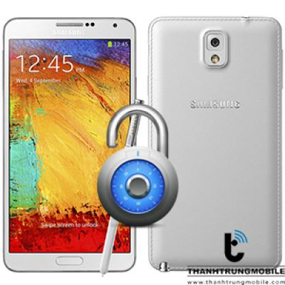 Unlock Samsung Galaxy Note 3