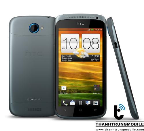 Thay mặt kính HTC One X