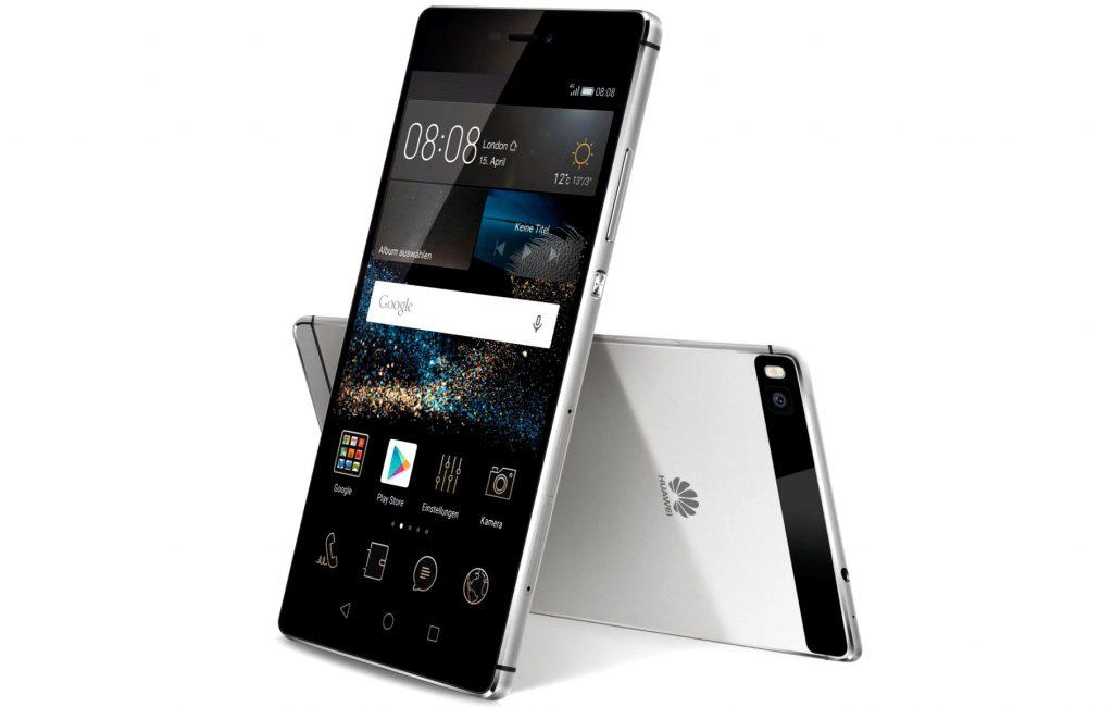 nguyen nhan can thay mat kinh Huawei P8