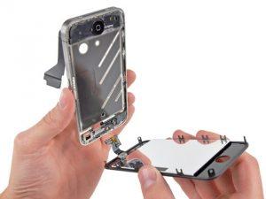 huong dan thay man hinh iphone 4