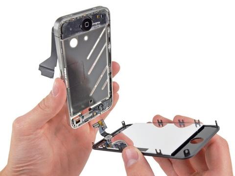 Hướng dẫn thay màn hình iPhone 4
