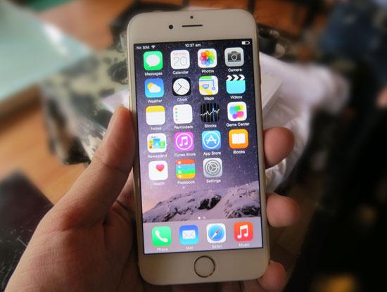 Hướng dẫn kiểm tra iphone 6s lock tránh hàng dựng khi mua