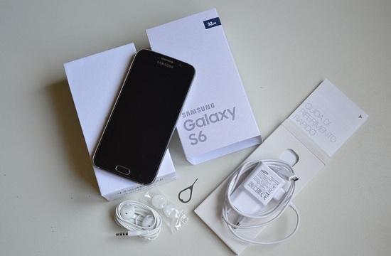 mua Samsung Galaxy S6 cu o dau