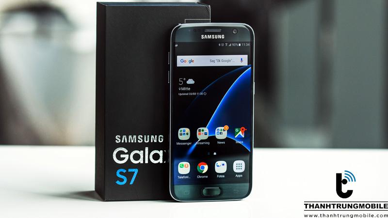 Thay nắp lưng Galaxy S7