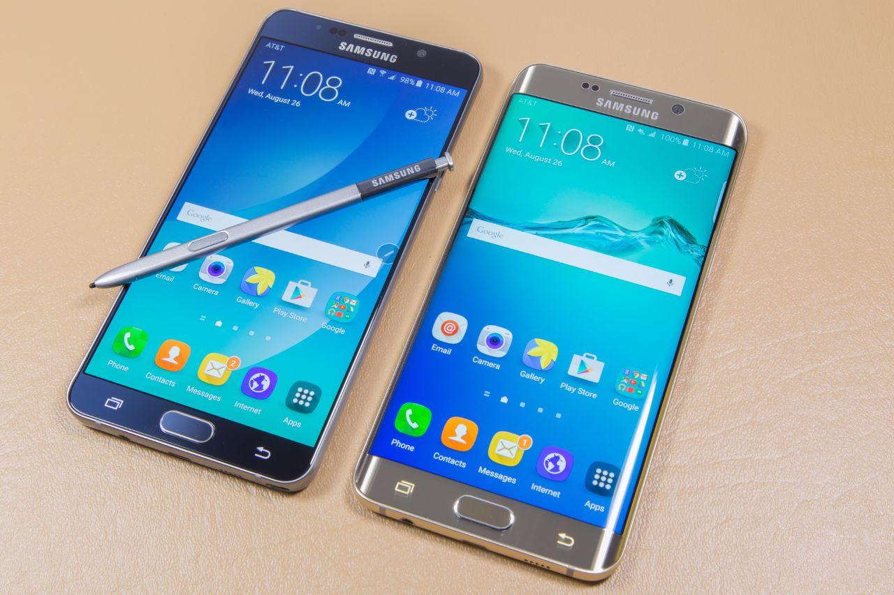 Ra mắt SamSung Galaxy Note 7