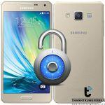 Mở mạng, Unlock SamSung Galaxy A5
