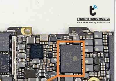 Thay IC nguồn iPhone 6, 6 Plus