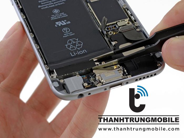sửa 7 iPhone mất sóng