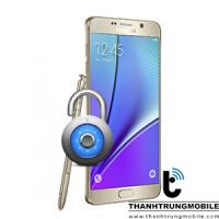 Mở mạng, Unlock SamSung Galaxy Note 5