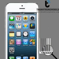 Sửa iPhone 6, 6S, 6 Plus, 6S Plus mất IMEI