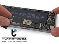 Sửa iPhone 6, 6 Plus không nhận sim