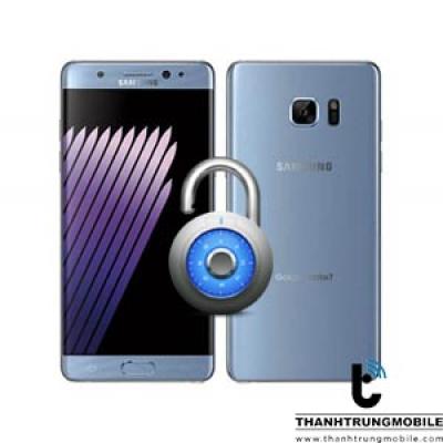 Mở mạng, Unlock Samsung Galaxy Note 7 Edge