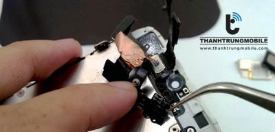 Sửa cảm biến vân tay iPhone 6, 6 Plus