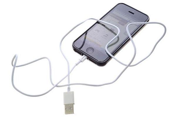 Cách khắc phục khi iPhone 5 không nhận USB