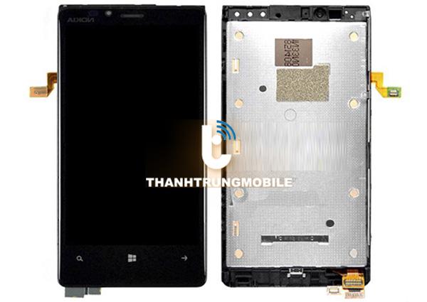 Thay màn hình cảm ứng điện thoại nokia lumia 822