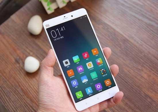 Thay mặt kính cảm ứng Xiaomi Redmi Note 2