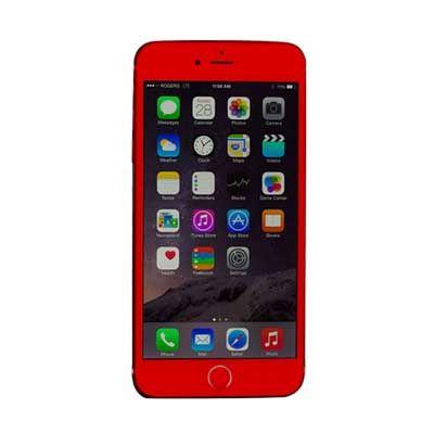 Thay mặt kính iPhone màu đỏ