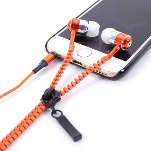 Tai nghe cao cấp Zipper phù hợp có các dòng điện thoại