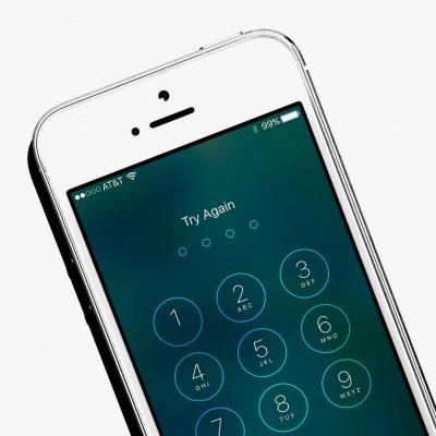 Hướng dẫn cách mở khóa iPhone khi quên mật khẩu