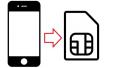 Cách chuyển danh bạ từ iPhone sang SIM cực đơn giản
