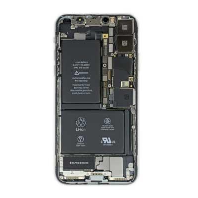 iPhone X - Xs - Xs Max - Xr bị treo táo