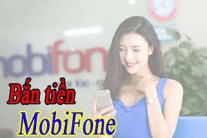 Hướng dẫn cách bắn tiền Mobifone