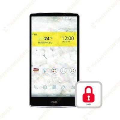 Unlock điện thoại LG G3 isai Nhật Bản