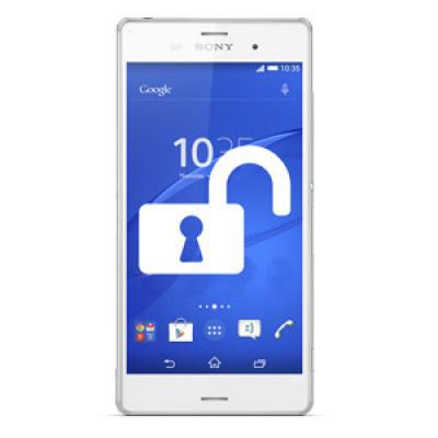Unlock Sony Xperia Z3