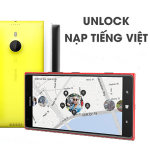 Unlock, Mở mạng Nokia 8, Nokia 8 Pro, Nokia 8 Sirocco