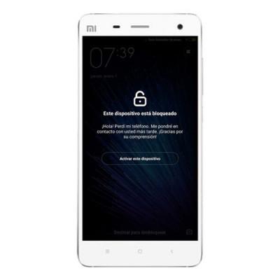 Bẻ khóa - Gỡ bỏ - Xóa tài khoản Mi Cloud Xiaomi Mi 4