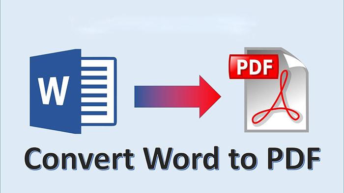 Cách chuyển file Word sang PDF nhanh chóng, dễ dàng hơn bao giờ hết