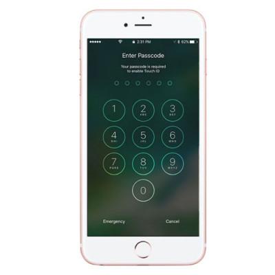 Phá passwords - Xóa - Mở khóa mật khẩu iPhone 7, 5 & iPhone 6