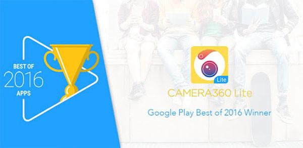 Giới thiệu và hướng dẫn tải ứng dụng Camera 360 Lite