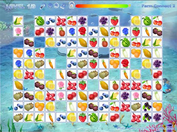 game-pikachu-trai-cay-2