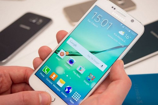 Cách chụp màn hình Samsung S6, S6 Edge. Bạn đã biết chưa?