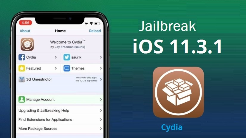 Hướng Dẫn Jailbreak IOS 11.2-11.3.1 Bằng Electra trực tiếp ngay trên iPhone, iPad