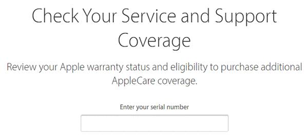 Hướng Dẫn Check Bảo Hành iPhone