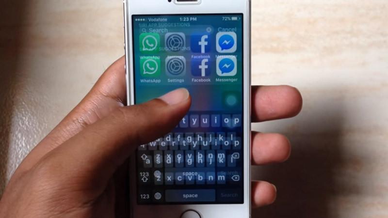 6 cách tự khắc phục màn hình iPhone bị rung, giật, nhấp nháy