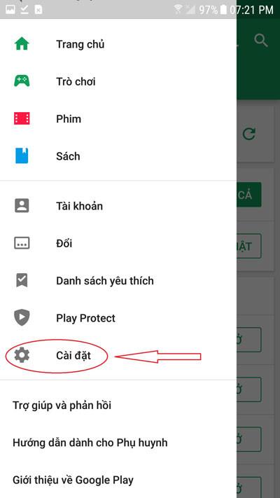 cách cập nhật phần mềm android - bước 5
