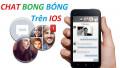 Hướng dẫn bật bong bóng chat messenger trên iPhone 6, 7 chạy iOS 11