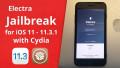 CẬP NHẬT: Hướng dẫn Jailbreak iOS 11.4.1 bằng Electra cho iPhone, iPad và iPod Touch mới nhất 2019