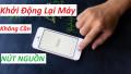 Khởi Động Lại iPhone, iPad Không Cần Nút Nguồn