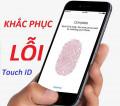 Sửa Lỗi Cảm Biến Touch ID Trên iPhone, iPad