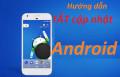 Cách Tắt Cập Nhật Hệ Thống Trên Các Dòng Máy Android