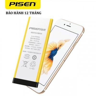 Thay pin Pisen iPhone 5, 5S