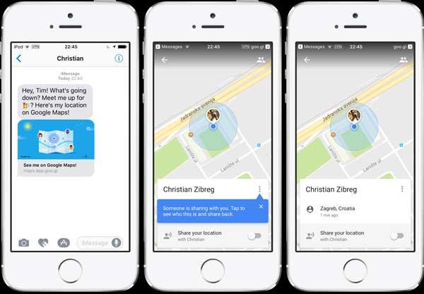 Hướng Dẫn Sử Dụng Định Vị iPhone Không Cần Kết Nối Mạng