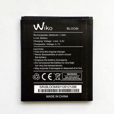 Thay pin Wiko Bloom 2