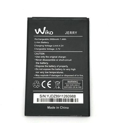 Thay pin Wiko Jerry 2