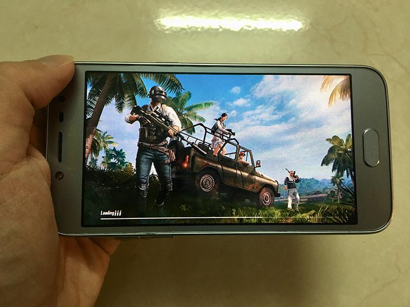 Trải nghiệm chơi PUBG Mobile trên J2 Pro: Máy giá rẻ, thường xuyên giật lag, đồ họa khá xấu