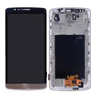 Thay màn hình, mặt kính cảm ứng LG G3 iSai, LG F400
